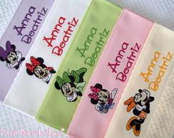 Kit Toalhas Infantis Minnie