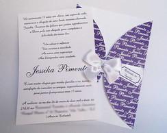 Convite 15 Anos Envelope Impresso Grd