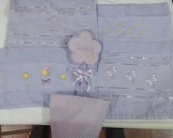 Kit de fraldas e toalhas PRONTA ENTREGA