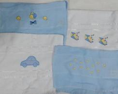 kit de fralda e toalhas PRONTA ENTREGA