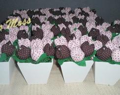 Vasos/cachep� tulipas centro de mesa