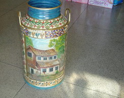 Galao de leite, 50 lts, reciclado