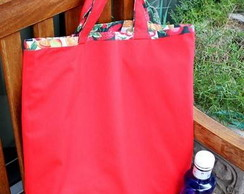 Ecobag red