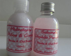 D079 - Kit Hidratante e Sabonete 100mL