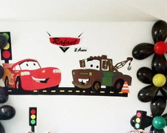 Painel Carros Disney Completo