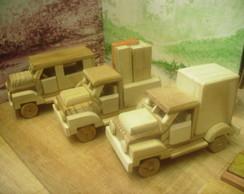 miniaturas de pick up e jeep