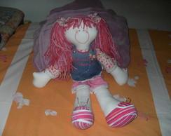 Boneca Maria Eduarda e Mariana