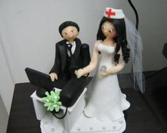 noiva enfermeira