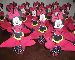 ARRANJO DE MESA MINNIE DISNEY