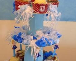 Palitos decorativos para cupcake