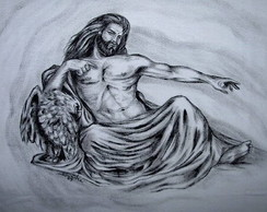 Zeus :: Mitologia Grega :: S�rie Tatoo