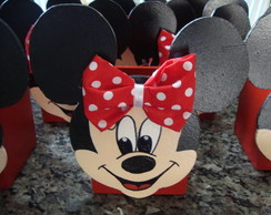 PORTA L�PIS -MINNIE - MICKEY