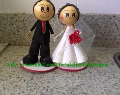 Fofuchos noivos
