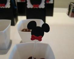Copinho p/ brigadeiro Mickey ou Minie