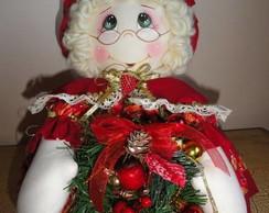 Tapa bolo Mam�e Noel