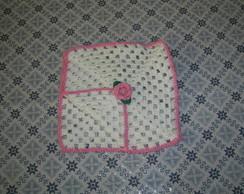 Porta-Guardanapo em Croch�