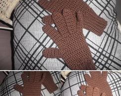 Luvas em Croch�