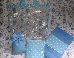 Kit Necessarie Blue Chantilly