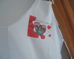 Avental com Foto, avental personalizado