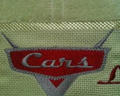 Toalha escolar - Logo Carros