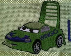 Toalha escolar - Wingo (Carros)