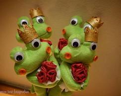 Bouquet de sapinhos
