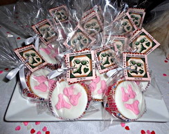 Cupcake Ch� de Lingerie (Grande)