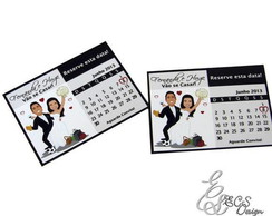 �m� - Save the Date 6,7x9cm