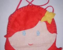 Bolsa tiracolo Pequena Sereia