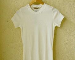 Camiseta em algod�o ecol�gico
