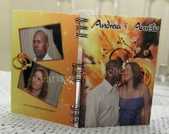 Caderno De assinatura para casamento