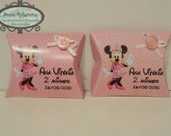 Caixinhas para doces Minnie Rosa