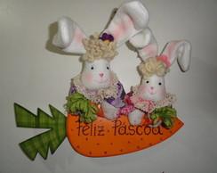 Coelhas na cenoura