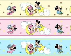 Faixa de parede Disney Baby.