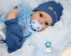 Baby Boy Muffin -por encomenda !!!