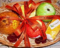 Sabonete Cesta de Frutas III