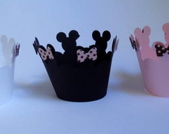 Forminha Cupcake Minnie