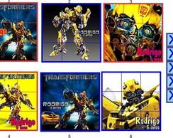 Transformers jogo da velha