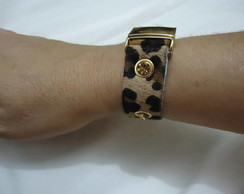 PULSEIRA FASHION ANIMAL PRINT