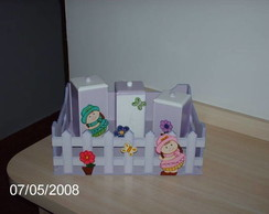 Kit de Beb� (4 pe�as)
