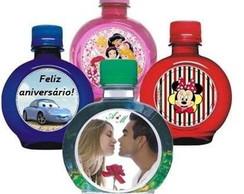 �gua colorida e personalizadas