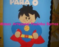 Caderno Super Homem