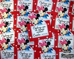 TAG SCRAPBOOK - MINNIE