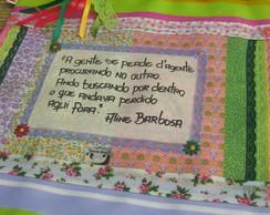 Sacola Poema - Modelo Tubinho