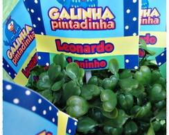 Pirulito Galinha Pintadinha
