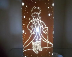 Lumin�ria Pequeno Pr�ncipe