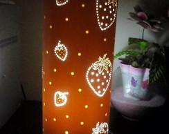 Lumin�ria Moranguinho