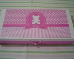 Caixa de Charuto Personalizada MT0456