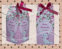 Caixa de leite Gatinha Marie
