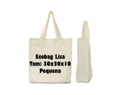 Ecobag Lisa *Com Abert. Lateral*30x30x10